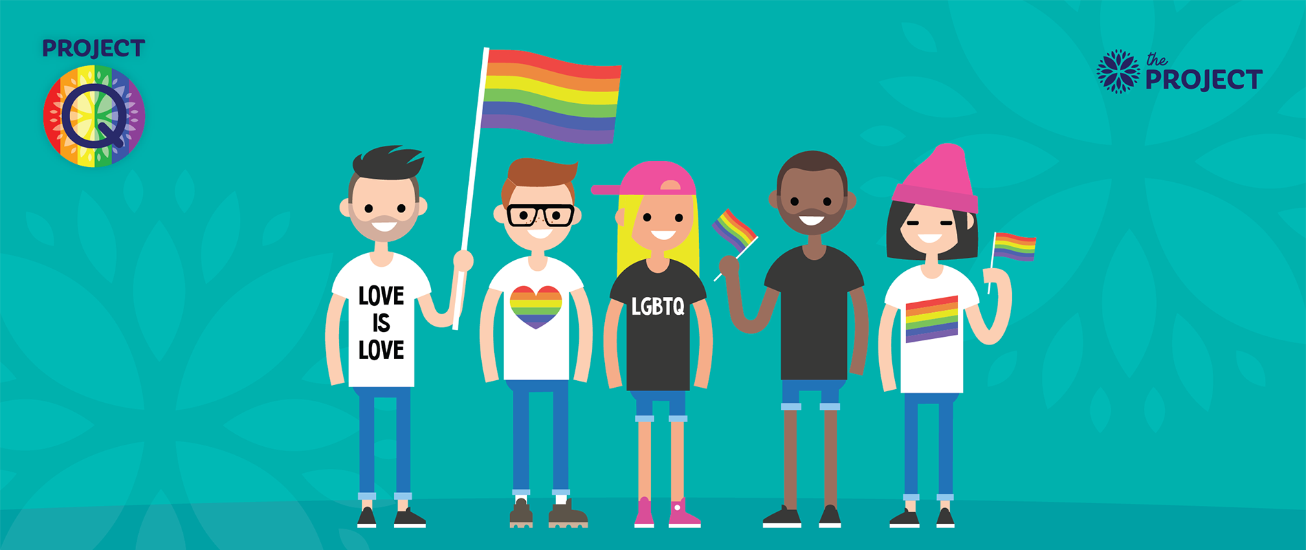 View services for the Quad City LGBTQ+ population.